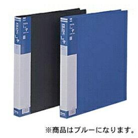 チクマ Chikuma ファイリングアルバムL7-P (キャビネ・40枚収納/ブルー) 05343-9[L7Pキャビネアオ]