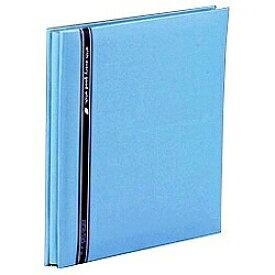 セキセイ SEKISEI ミニフリーアルバム 「HARPER HOUSE」(ビス式/表紙ライトブルー) XP-1001-LB[XP1001]