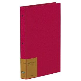 セキセイ SEKISEI レミニッセンス ポケットアルバム (Lサイズ120枚収納/レッド) XP-2102-R[XP2102]