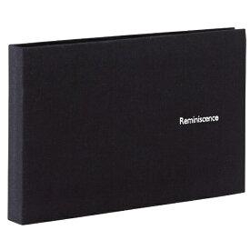 セキセイ SEKISEI レミニッセンス ミニポケットアルバム(KGサイズ 40枚収納/ブラック)XP-40K[XP40K]