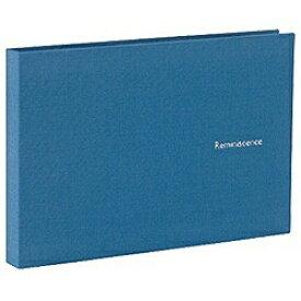 セキセイ SEKISEI レミニッセンス ミニポケットアルバム(KGサイズ 40枚収納/ブルー)XP-40K[XP40K]