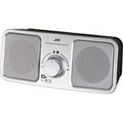 JVC ジェイブイシー SP-A55 テレビ用スピーカー シルバー[SPA55S]