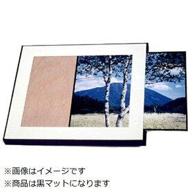 ハンザテック Hansatech 差替えマットパネル (半切ノートリ(135)/黒)
