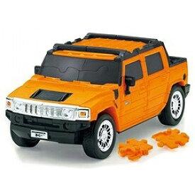 ビバリー BEVERLY カーパズル 3D CP3-008 ハマー H2 オレンジ