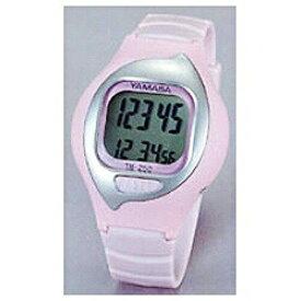 山佐時計計器 YAMASA TM-350-P 歩数計 NEWとけい万歩 ピンク [手首式][TM350]