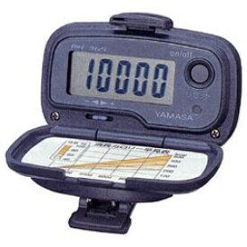 山佐時計計器 YAMASA MK-365-GR 歩数計 manpo 万歩 グレー [クリップ式][MK365GR]