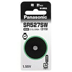 パナソニック Panasonic SR527SW SR527SW ボタン型電池 [1本 /酸化銀][SR527SW] panasonic