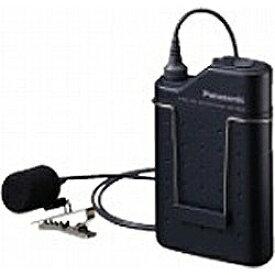 パナソニック Panasonic 800 MHz帯PLLタイピン形ワイヤレスマイクロホン WX-4300B[WX4300B] panasonic
