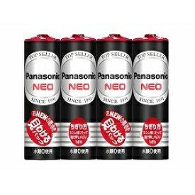 パナソニック Panasonic R6PNB-4VSE R6PNB/4VSE 単3電池 ネオ [4本 /マンガン][R6PNB4VSE] panasonic【rb_pcp】