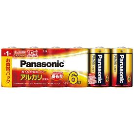パナソニック Panasonic LR20XJ/6SW LR20XJ/6SW 単1電池 [6本 /アルカリ][LR20XJ6SW] panasonic