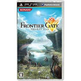 コナミデジタルエンタテイメント Konami Digital Entertainment FRONTIER GATE 【PSPゲームソフト】[生産完了品]