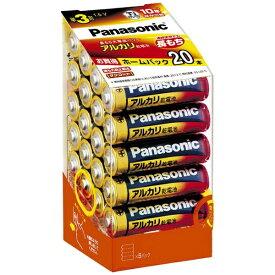 パナソニック Panasonic LR6XJ/20SH LR6XJ/20SH 単3電池 [20本 /アルカリ][LR6XJ20SH] panasonic