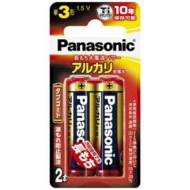 パナソニック Panasonic LR6XJ/2B LR6XJ/2B 単3電池 [2本 /アルカリ][LR6XJ2B] panasonic【rb_pcp】
