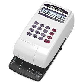 ニッポー NIPPO 電子式チェックライター FX-45