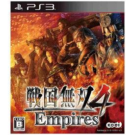 コーエーテクモゲームス KOEI 戦国無双4 Empires 通常版【PS3ゲームソフト】