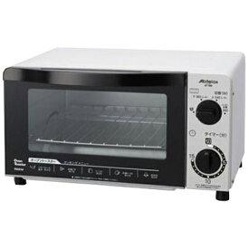 アビテラックス Abitelax AT-980(W) オーブントースター ホワイト[AT980] [一人暮らし 単身 単身赴任 新生活 家電]