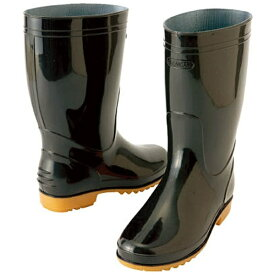 アイトス AITOZ 衛生長靴 ブラック 27.0 AZ443501027.0