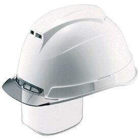 谷沢製作所 TANIZAWA SEISAKUSHO ヘルメット 高通気二層構造タイプ・ワイドシールド面付 1330VSEV2W1J