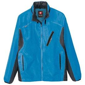 アイトス AITOZ フードインジャケット ターコイズ L 10301127L