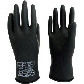 渡部工業 WATABE KOGYO 低圧ゴム手袋(薄手タイプ)直流750V以下 505