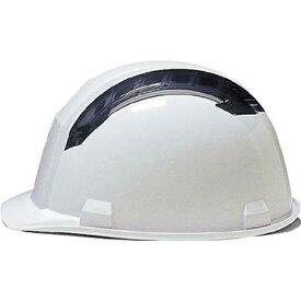 DICプラスチック ディーアイシープラスチック A07-WV型ヘルメット 白 A07WVW