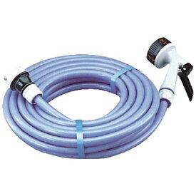 アイリスオーヤマ IRIS OHYAMA 散水用品 耐圧糸入りカットホーススリム10m ブルー 10MAJ12