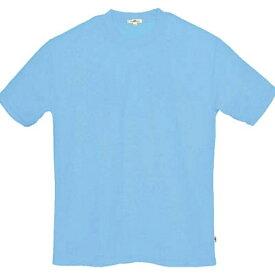 アイトス AITOZ 吸汗速乾クールコンフォート 半袖Tシャツ男女兼用 サックス M AZ10574007M