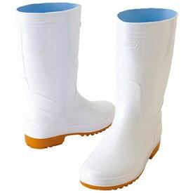 アイトス AITOZ 衛生長靴 ホワイト 24.5 AZ443500124.5