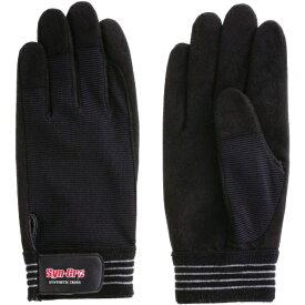 富士グローブ Fuji Glove SC-703ブラックL 7707