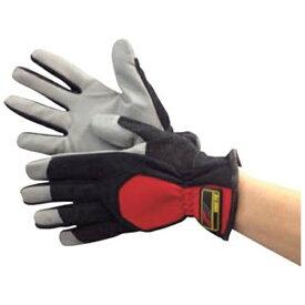 ミタニコーポレーション MITANI 合皮手袋 イージーフィット Lサイズ 209216