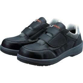 シモン Simon プロスニーカー 短靴 8818ブラック 23.5cm 881823.5