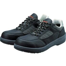 シモン Simon プロスニーカー 短靴 8811ブラック 25.5cm 8811BK25.5