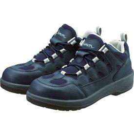 シモン Simon プロスニーカー 短靴 8800紺 25.5cm 8800BU25.5