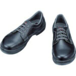 シモン Simon 安全靴 短靴 SS11黒 24.0cm SS1124.0