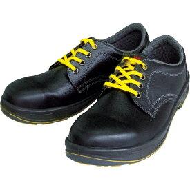 シモン Simon 静電安全靴 短靴 SS11黒静電靴 25.0cm SS11BKS25.0