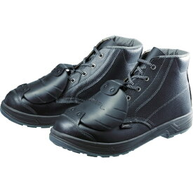 シモン Simon 安全靴甲プロ付 編上靴 SS22D-6 25.0cm SS22D625.0