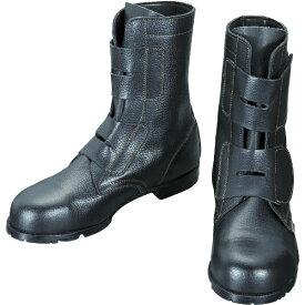 シモン Simon 安全靴 マジック式 AS28 25.5cm AS2825.5