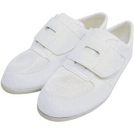 シモン Simon 静電作業靴 メッシュ靴 CA-61 25.5cm CA6125.5