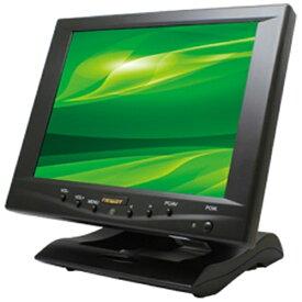 エーディテクノ ADTECHNO LEDバックライト搭載液晶モニター ブラック CL8801N [ワイド /SVGA(800×600)][CL8801N]