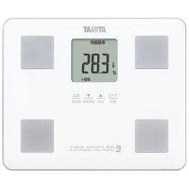 タニタ TANITA タニタ 体重体組成計 健康管理 お手軽 ダイエット コンパクト 小型 立てかけ収納OK ホワイト BC-760[体重計 体脂肪計 BC760WH]