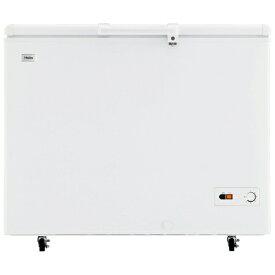 ハイアール Haier JF-NC319F 冷凍庫 Joy Series ホワイト [1ドア /上開き /319L][JFNC319F_W]