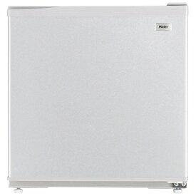 ハイアール Haier 《基本設置料金セット》JF-NU40G 冷凍庫 Joy Series シルバー [1ドア /右開きタイプ /38L][冷凍庫 小型 JFNU40GS]