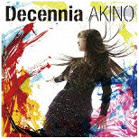 ビクターエンタテインメント Victor Entertainment AKINO with bless4/Decennia 初回限定盤 【CD】