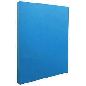 セキセイ SEKISEI KP-2514 クリヤーファイル<高透明>A4-S 40ポケット ブルー[KP2514]