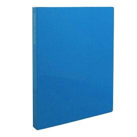 セキセイ SEKISEI KP-80M フォトアルバム<高透明>Lサイズ80枚 ブルー[KP80M]