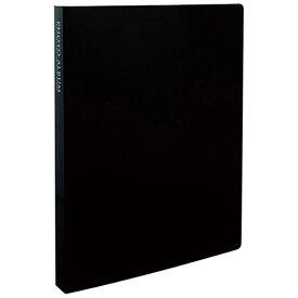 セキセイ SEKISEI KP-80M フォトアルバム<高透明>Lサイズ80枚 ブラック[KP80M]