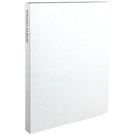 セキセイ SEKISEI KP-80M フォトアルバム<高透明>Lサイズ80枚 ホワイト[KP80M]