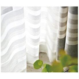 スミノエ SUMINOE レースカーテン クーシュ(100×198cm/ナチュラルホワイト)【日本製】[G1028100X198]