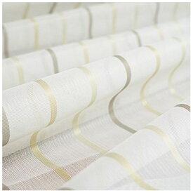 スミノエ SUMINOE レースカーテン サーフ(100×133cm/ベージュ)【日本製】[G1029100X133]