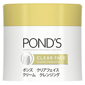 ユニリーバJCM Unilever POND'S(ポンズ) クリアフェイスクリームクレンジング(270g)〔クレンジング〕